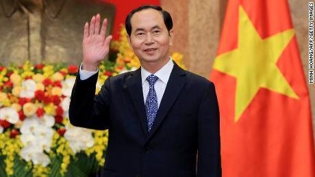 Vietnamese President Tran Dai Quang Dies of Illness