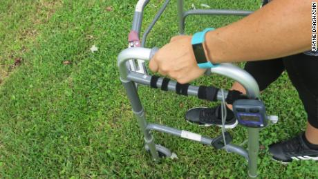 180921160758 kelly thomas 09 large 169 - 'Amazing' treatment helps paralyzed people walk again