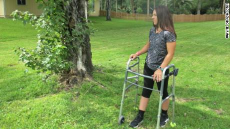 180923134157 kelly thomas 11 large 169 - 'Amazing' treatment helps paralyzed people walk again
