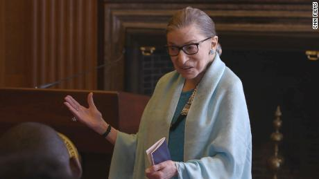 They spent three years making 'RBG.' Here's what they learned about Justice Ginsburg