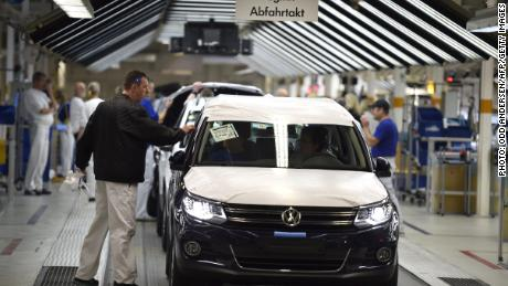 Volkswagen Fined $926 Million by German Courts for Diesel Emissions Scandal