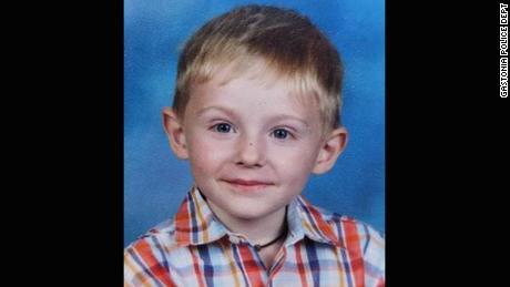 Body found in hunt for N Carolina six year old — Maddox Ritch
