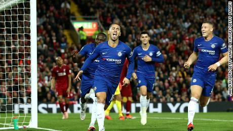 Sarri says Chelsea trio could be back for Liverpool clash