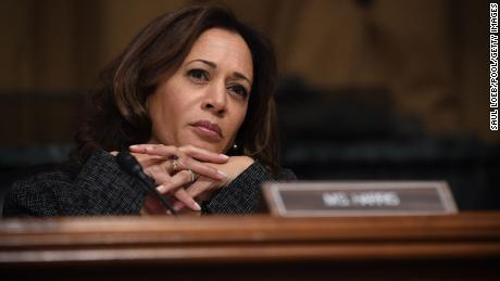 Kamala Harris takes hits on her criminal justice record