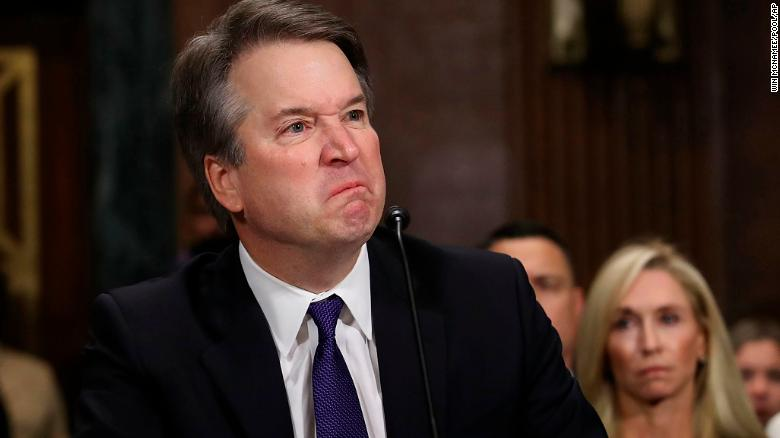 Trump agrees to limited Federal Bureau of Investigation  probe into Brett Kavanaugh allegations