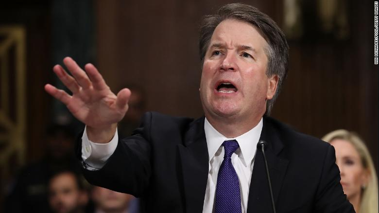 Kavanaugh wrongly claims he could drink legally in Maryland