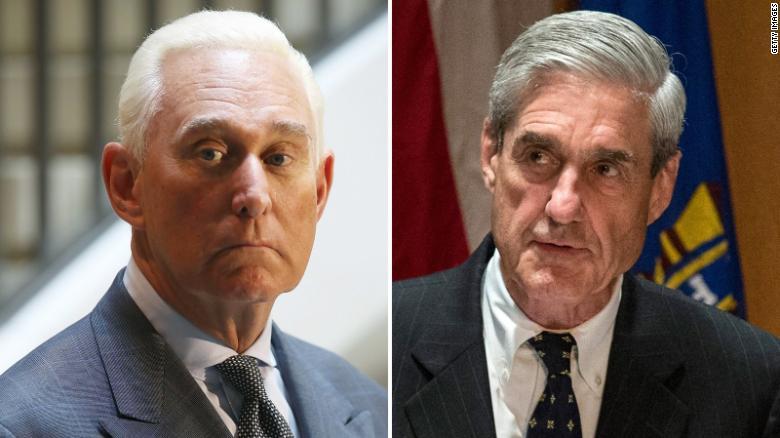 Mueller Grills Bannon On Roger Stone/Wikileaks Link