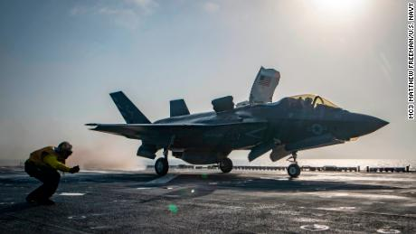 F-35 crashes in US, apparent first crash of its kind
