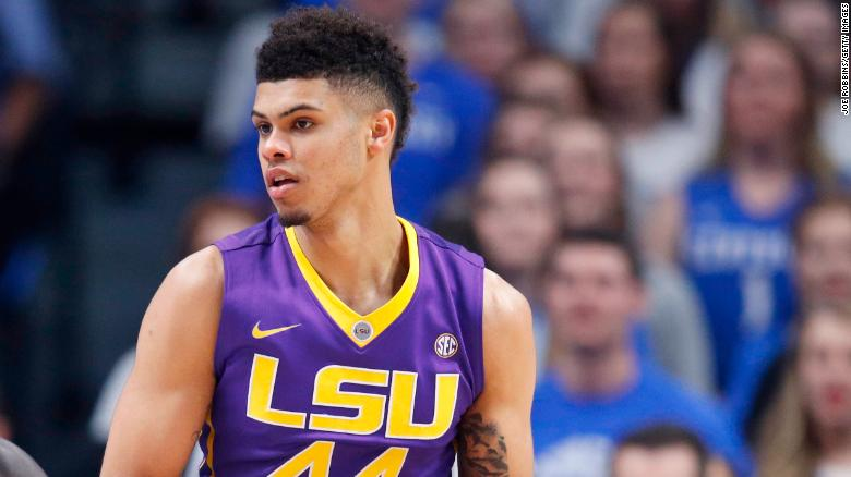 Baton Rouge police arrest suspect in shooting death of LSU basketball player