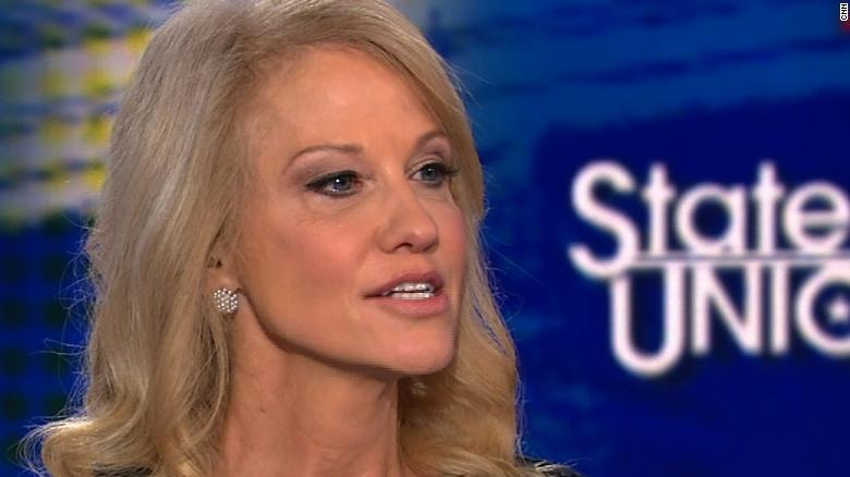 Trump aide Kellyanne Conway: 'I'm a victim of sexual assault'