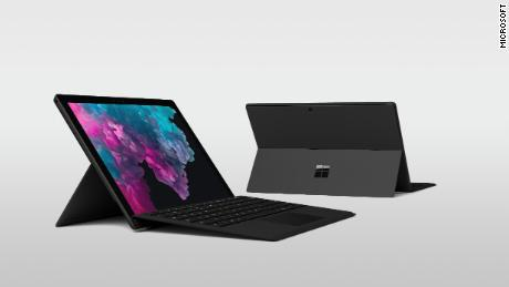The Surface Pro 6 is faster than its predecessor.