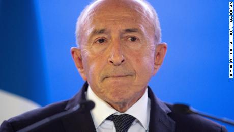 Gérard Collomb, Macron's political father figure, quits