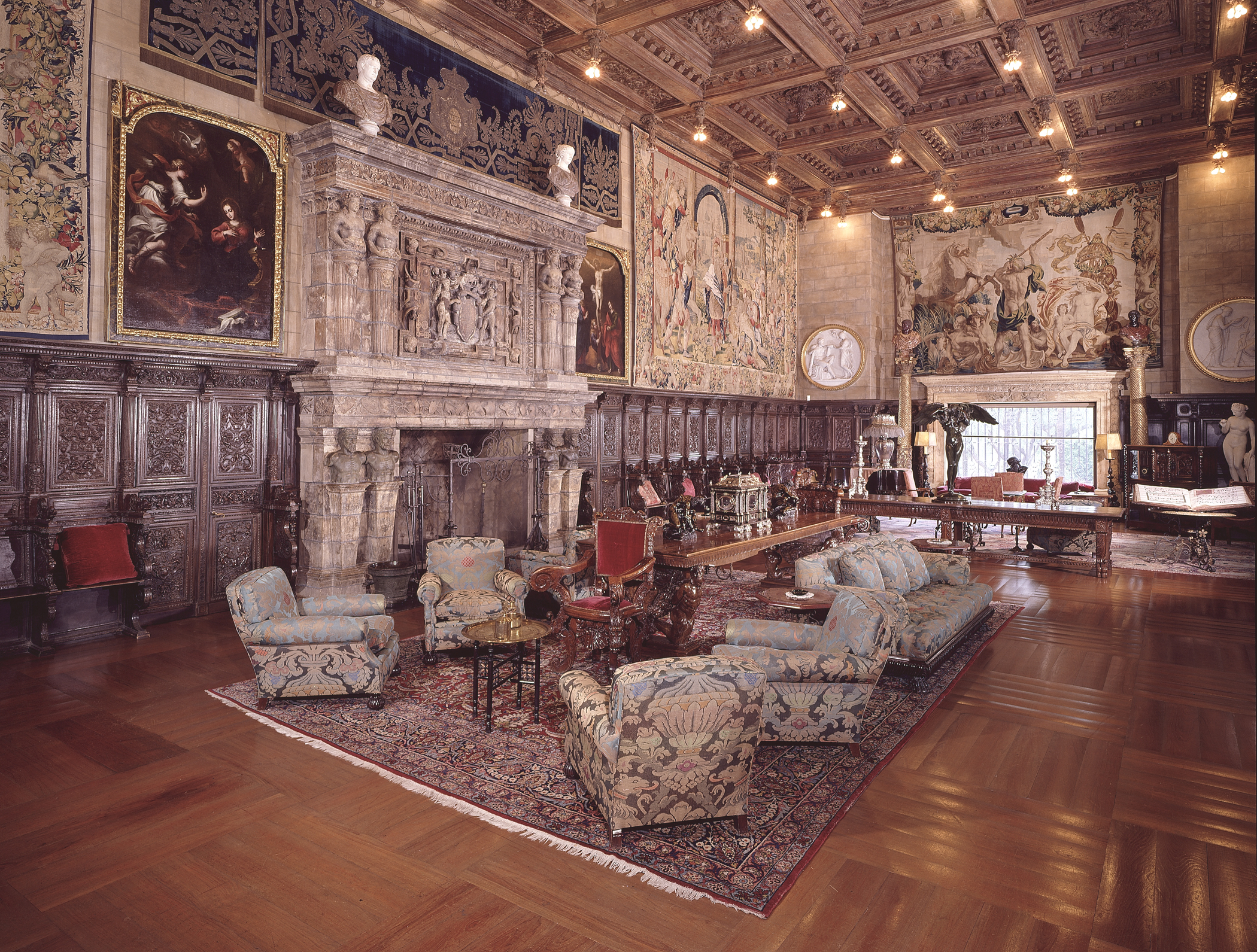 Awesome Hearst Castle 15 Secrets That Will Amaze Tourists Cnn Travel Download Free Architecture Designs Rallybritishbridgeorg
