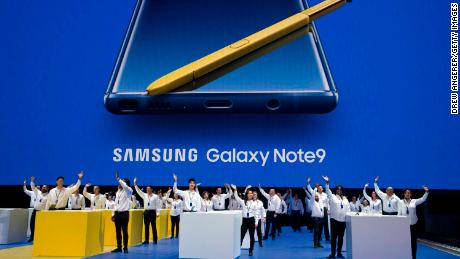 Samsung reports record earnings - and Apple's a big reason why