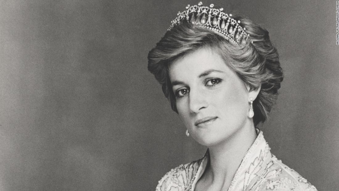British royal portrait...