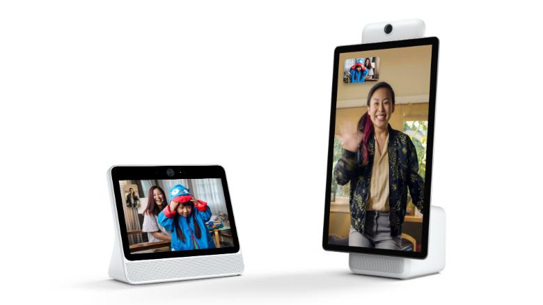Facebook intros new Portal smart hub line powered by Alexa