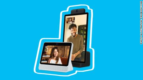 Facebook announce Portal Video Calling Device