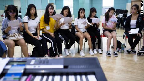 The academies offering kids a shot at K-pop stardom