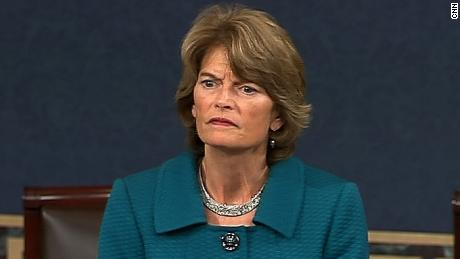 Washington Post: Trump warns that Murkowski 'will never recover' for opposing Kavanaugh