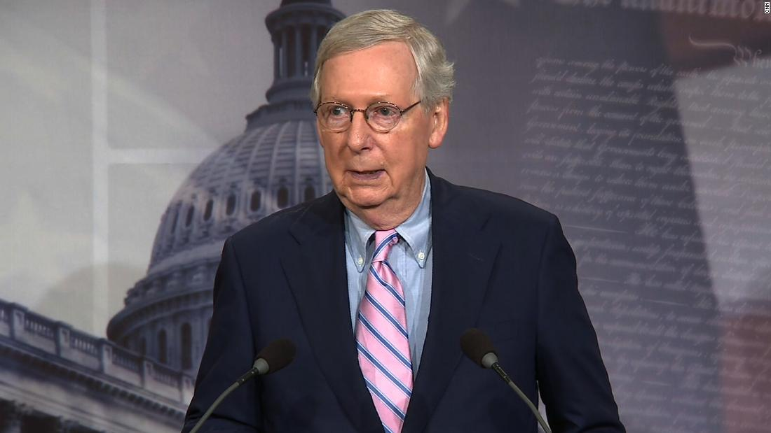McConnell: 'We're trying to win seats,' says GOP will still challenge Manchin