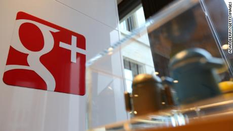 Google Plus social network to shut down after major security lapse