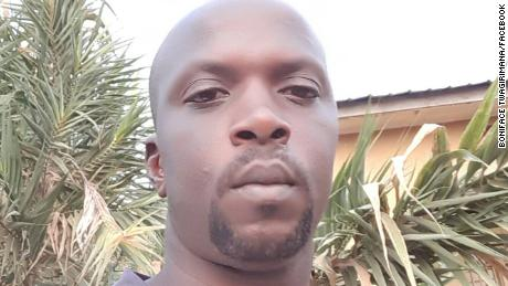 FDU Vice President Boniface Twagirimana has been missing since October 2018 and is feared dead.
