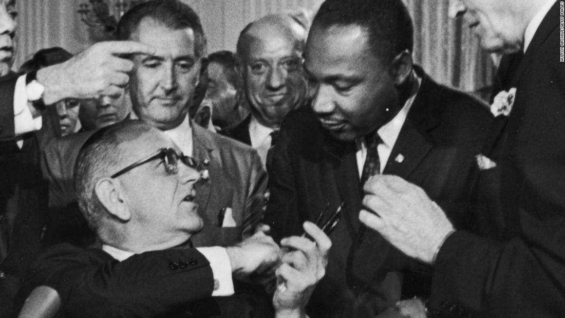 Today is the 55th anniversary of the Civil Rights Act - CNN