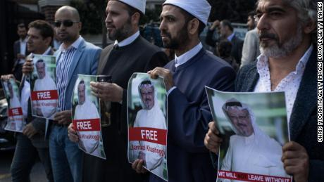 Supporters of missing Saudi columnist call for USA investigation into his disappearance