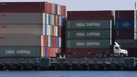 China's September trade surplus with US  widens to record $34.13 billion
