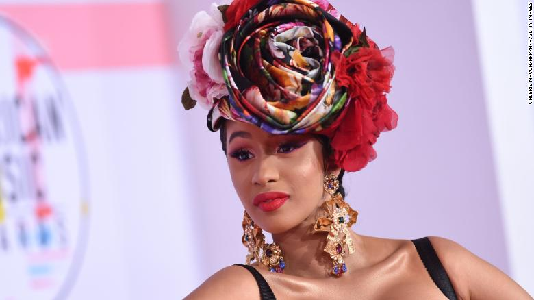 Cardi B slams critics of her political commentary