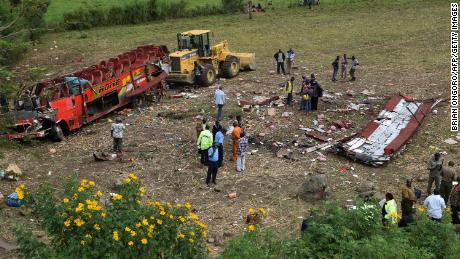 Kericho accident updates: Death toll hits 50