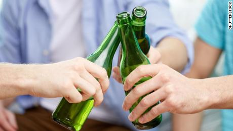Almost  a third of young people don't drink alcohol, says BMC study