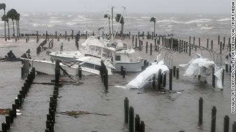 Hurricane Michael: Aerial visuals show devastation in Florida