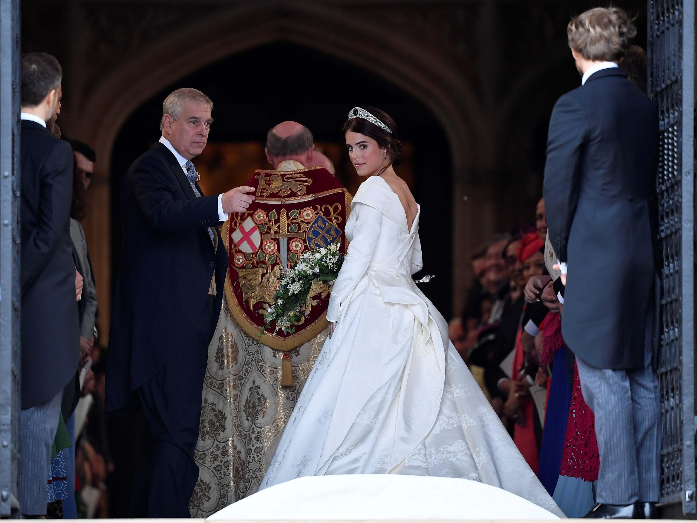 Princess Eugenie Makes Bold Statement