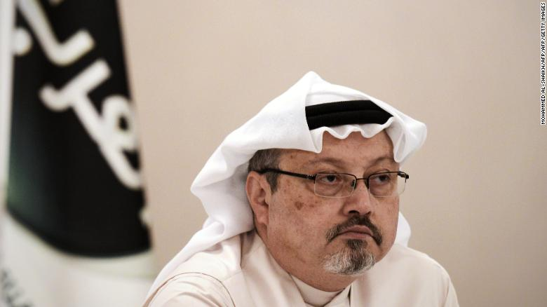 Jamal Khashoggi's mystery slaying splits Trump, GOP