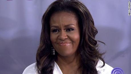 Washington Post: Michelle Obama says in memoir she'll 'never forgive' Trump for endangering her family