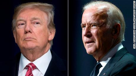 Trump goes after Biden — and against advisers' advice