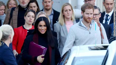 Meghan Markle's sister refused Kensington Palace entry after arriving uninvited