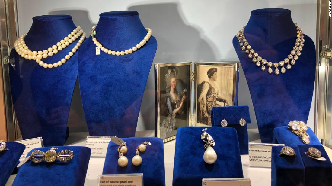 Marie Antoinette S Prized Jewels Stayed In The Family For