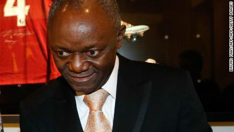 Vincent Kompany's father becomes first black mayor in Belgium