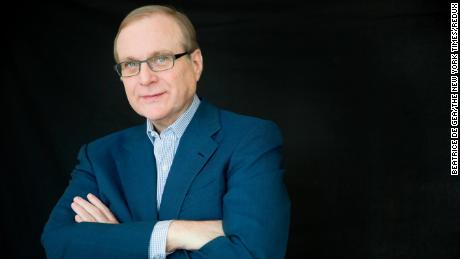 Seahawks owner Paul Allen dies at age of 65