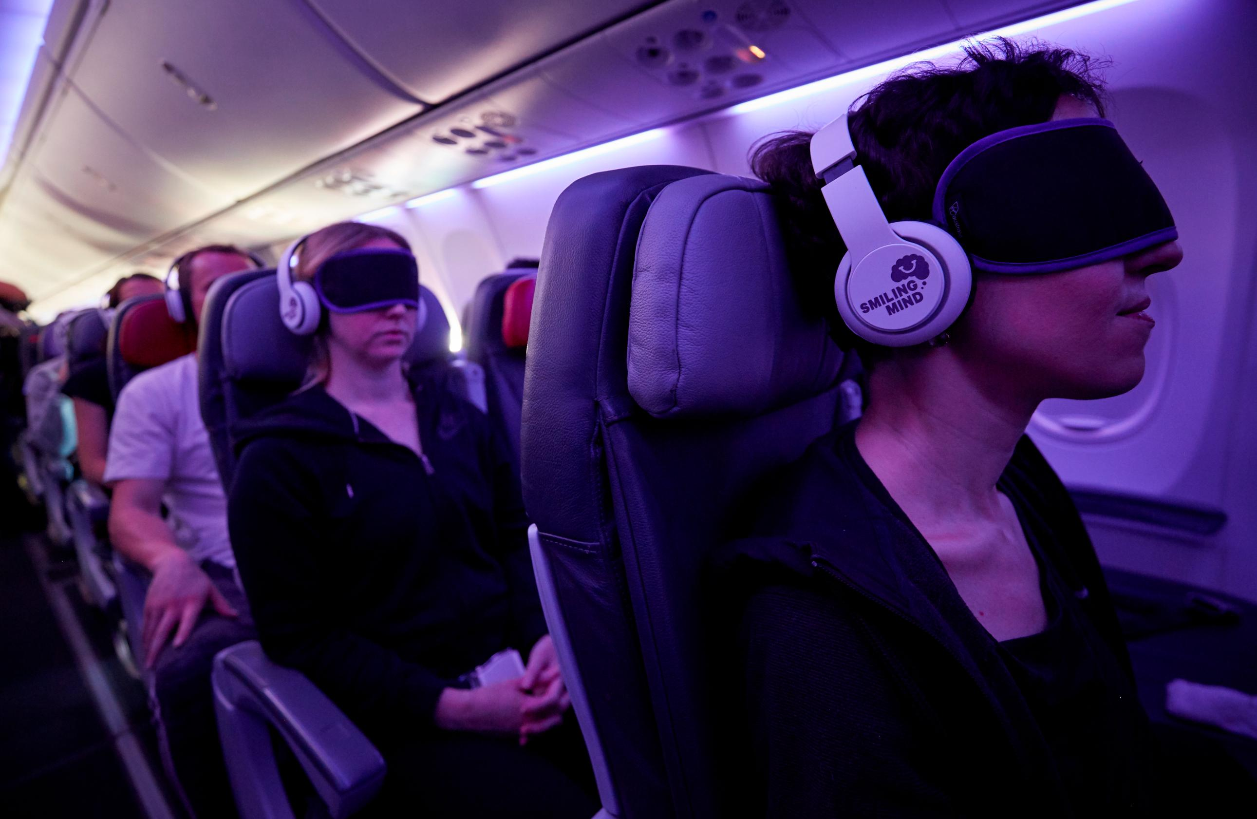 Virgin Australia: This airline wants to help you meditate at 30,000