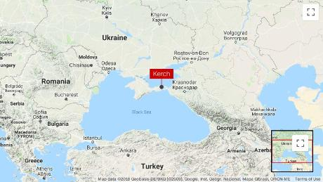 Kyiv Says Russian Ship Rams Ukrainian Navy Tugboat Off Crimea
