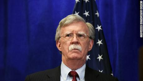 Bolton, without offering evidence, says Iran 'almost certainly' responsible for oil tanker attack in UAE