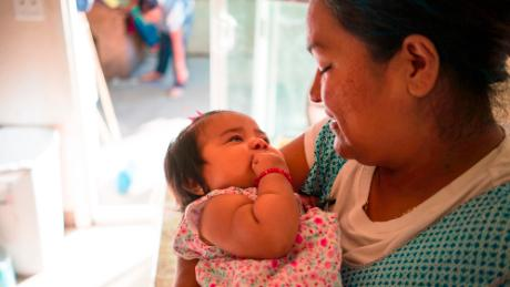 The stress pregnant immigrants face in America