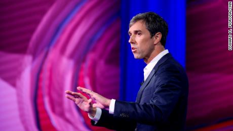 Beto O'Rourke has spent $5 million on Facebook ads