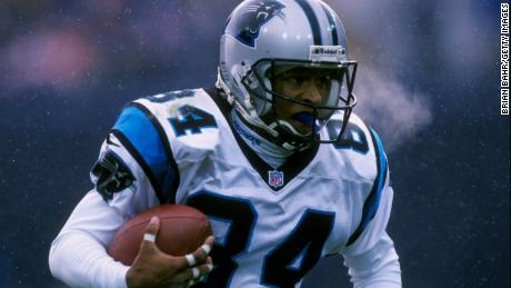 National Football League won't allow people to buy Rae Carruth jerseys