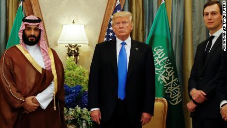 In order to crush Iran, Trump has to stick by bin Salman
