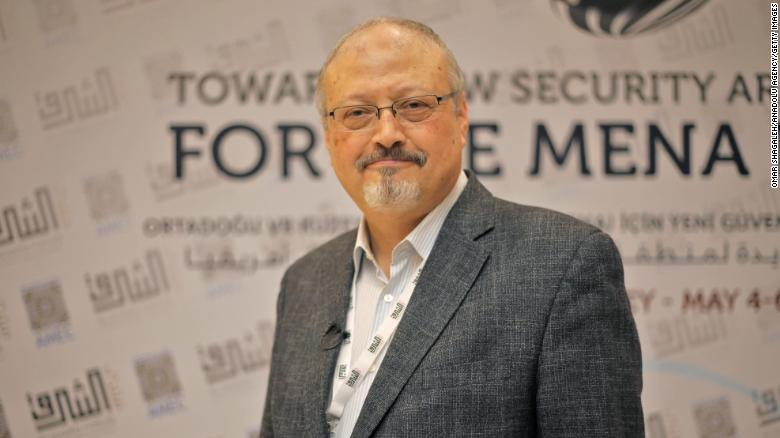 Jamal Khashoggi's body parts found