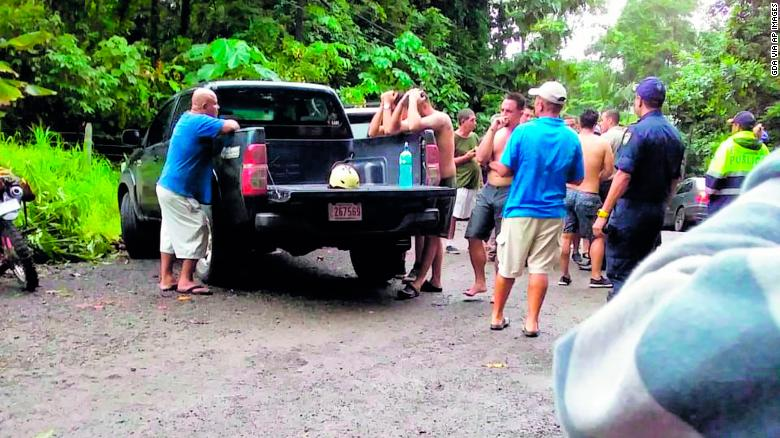 US vacationers die as Costa Rica rafts capsize